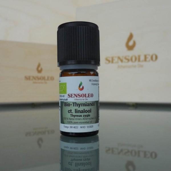 Sensoleo Thymianöl ct Linalool Bio