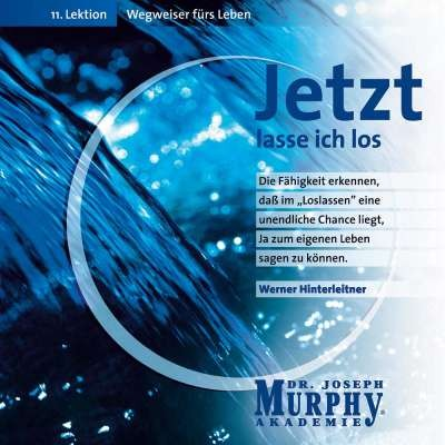 CD-Entspannungsmusik, Jetzt lasse ich los, Dr. Joseph Murphy