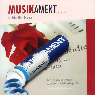 Entspannungsmusik CD, Musikament - Herz