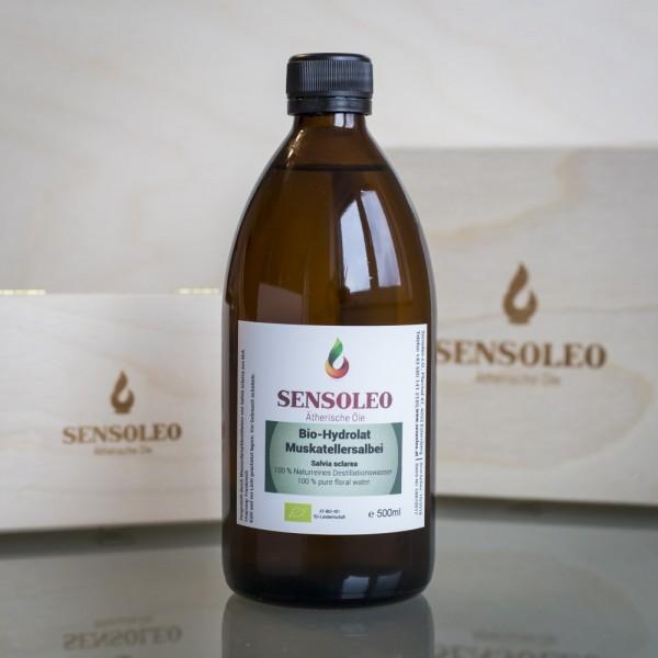 Sensoleo Muskatellersalbei Hydrolat Bio