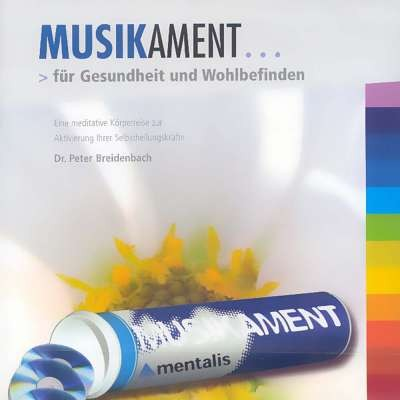 CD Entspannungsmusik, Musikament - Gesundheit/Wohlbefinden
