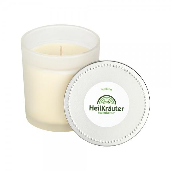 Heilkräuter-Kerze Heilung