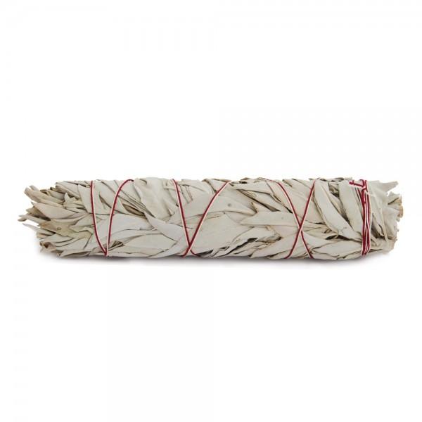 Räucherwerk Salbei weiß gebunden, Salbeibündel, Räucherbündel