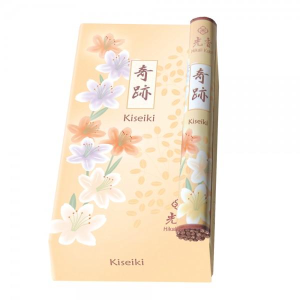 Japanische Räucherstäbchen Hikali Koh, KISEIKI - Intensive Lebenskraft